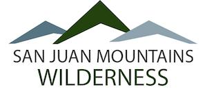 San Juan Mountains Wilderness Logo